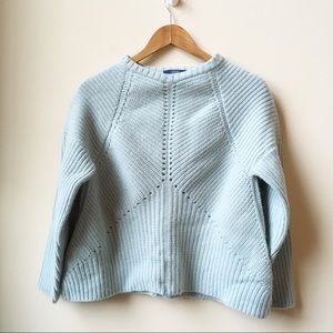 NWT Gobi Mongolian Cashmere chunky knit sweater